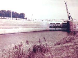 Ouachita River Water Quality Survey,-Columbia Lock and Dam, LA
