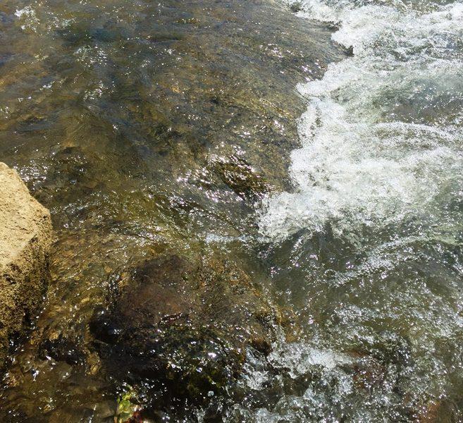 Spring River falls
